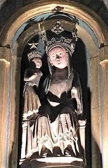 Statue ND Arcachon